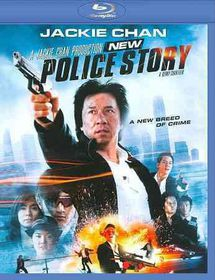 New Police Story - (Region A Import Blu-ray Disc)