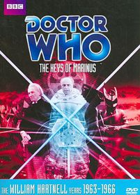 Doctor Who:Ep 5 the Keys of Marinus - (Region 1 Import DVD)