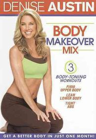 Denise Austin:Body Makeover Mix - (Region 1 Import DVD)