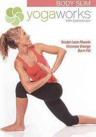 Yogaworks:Body Slim - (Region 1 Import DVD)