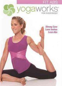 Yogaworks:Fit Abs - (Region 1 Import DVD)