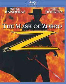 Mask of Zorro - (Region A Import Blu-ray Disc)