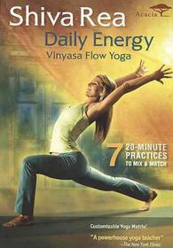 Shiva Rea:Daily Energy Vinyasa Flow Y - (Region 1 Import DVD)