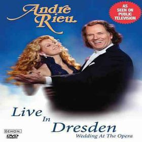 Life from Dresden:Wedding at the Oper - (Region 1 Import DVD)