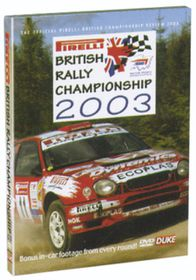 Pirelli British Rally 2003 - (Import DVD)