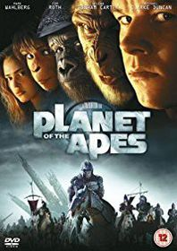 Planet Of The Apes (2001) (DVD)