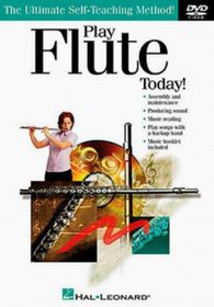 Play Flute Today - (Import DVD)