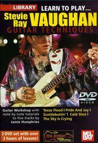 Learn to Play Stevie Ray Vaughan Gu V - (Region 1 Import DVD)