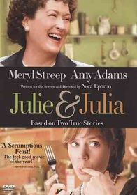 Julie & Julia - (Region 1 Import DVD)