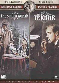 Sherlock Holmes:Spider Woman/Voice - (Region 1 Import DVD)