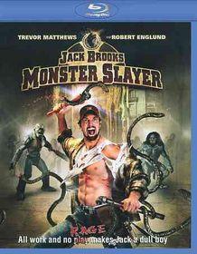 Jack Brooks:Monster Slayer - (Region A Import Blu-ray Disc)