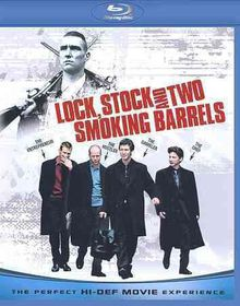 Lock Stock and Two Smoking Barrels - (Region A Import Blu-ray Disc)