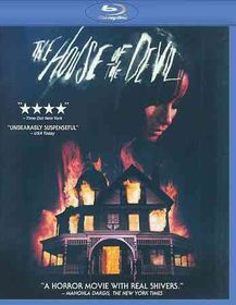 House of the Devil - (Region A Import Blu-ray Disc)