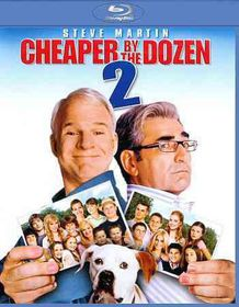 Cheaper by the Dozen 2 - (Region A Import Blu-ray Disc)