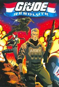 G.I. Joe:Resolute - (Region 1 Import DVD)