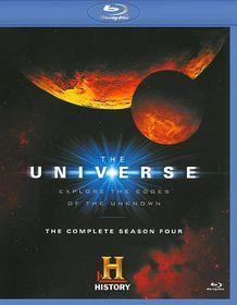 Universe:Complete Season 4 - (Region A Import Blu-ray Disc)
