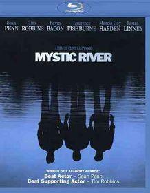 Mystic River - (Region A Import Blu-ray Disc)