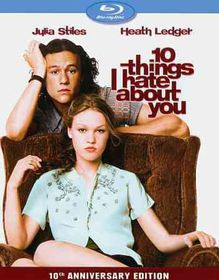 10 Things I Hate About You Se - (Region A Import Blu-ray Disc)