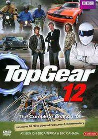 Top Gear: Season 12 - (Region 1 Import DVD)