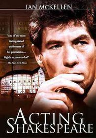 Acting Shakespeare - (Region 1 Import DVD)
