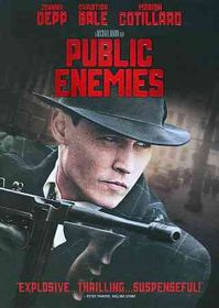 Public Enemies - (Region 1 Import DVD)