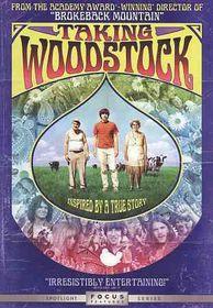Taking Woodstock - (Region 1 Import DVD)