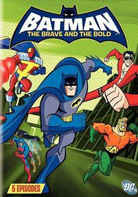 Batman:Brave and the Bold V3 - (Region 1 Import DVD)