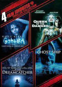 4 Film Favorites:Thriller Collection - (Region 1 Import DVD)