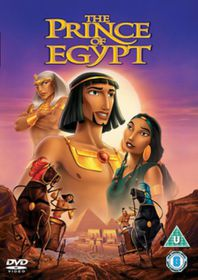 Prince of Egypt - (Import DVD)