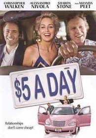 $5 a Day - (Region 1 Import DVD)