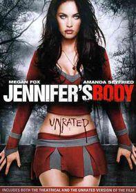 Jennifer's Body - (Region 1 Import DVD)