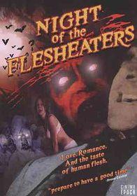 Night of the Flesheaters - (Region 1 Import DVD)
