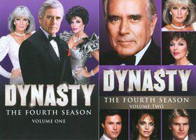 Dynasty:Season 4 Vol 1 & 2 - (Region 1 Import DVD)