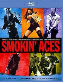 Smokin Aces - (Region A Import Blu-ray Disc)