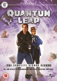 Quantum Leap-Season 2 (6 Discs) - (Import DVD)