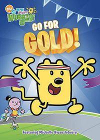 Wow Wow Wubbzy:Go for Gold - (Region 1 Import DVD)