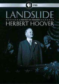 Landslide:Portrait of President Herbe - (Region 1 Import DVD)