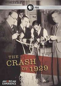 Crash of 1929 - (Region 1 Import DVD)