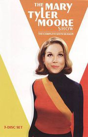 Mary Tyler Moore Show Season 6 - (Region 1 Import DVD)
