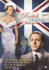 British Cinema Drama Collection Vol 3 - (Region 1 Import DVD)