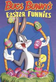 Bugs Bunny's Easter Funnies - (Region 1 Import DVD)