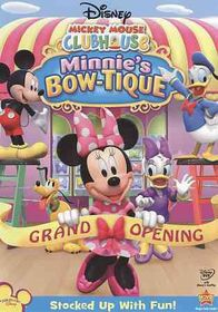 Mickey Mouse Clubhouse:Minnie's Bow T - (Region 1 Import DVD)