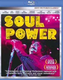 Soul Power - (Region A Import Blu-ray Disc)
