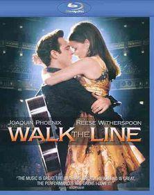Walk the Line - (Region A Import Blu-ray Disc)