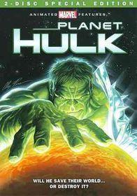 Planet Hulk (Special Edition) - (Region 1 Import DVD)