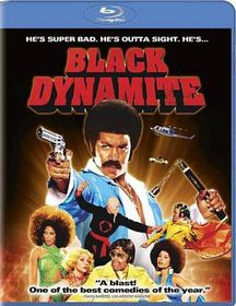 Black Dynamite - (Region A Import Blu-ray Disc)
