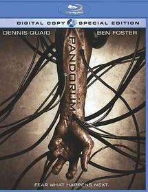 Pandorum - (Region A Import Blu-ray Disc)