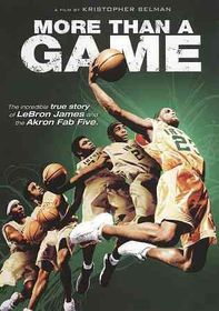 More Than a Game - (Region 1 Import DVD)