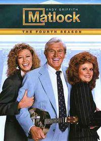 Matlock:Fourth Season - (Region 1 Import DVD)