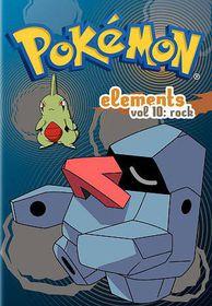 Pokemon Elements V10:Rock - (Region 1 Import DVD)